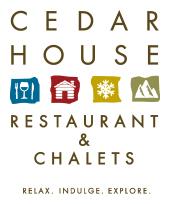 cedar-house-chalets-restaurant-logo